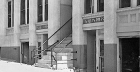 Allen_Press-original_basement_building
