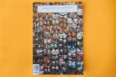 Award of Excellence-Sheetfed Magazine  Creative Quarterly
