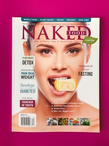 Naked Food Magazine Winter 2017 – Environmentally Sound Materials