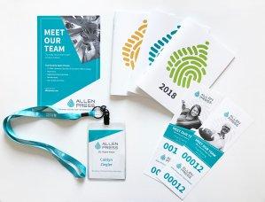 Allen Press 2017 Community Open House Campaign – Printer's Self Promotion