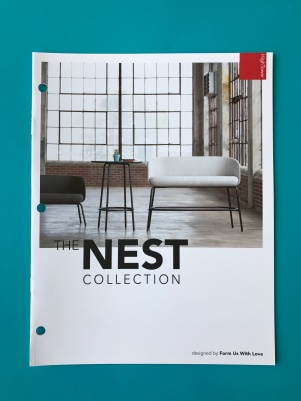 HighTower Nest Collection Catalog – Booklets, Large Format