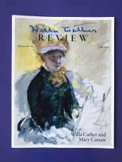 Willa Cather Review Fall 2017 – Digital Printing, Booklets