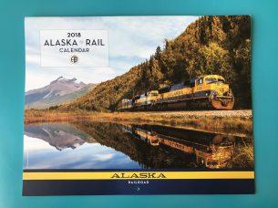 2018 Alaska by Rail Calendar – Calendars