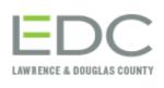 EDC Lawrence & Douglas County logo